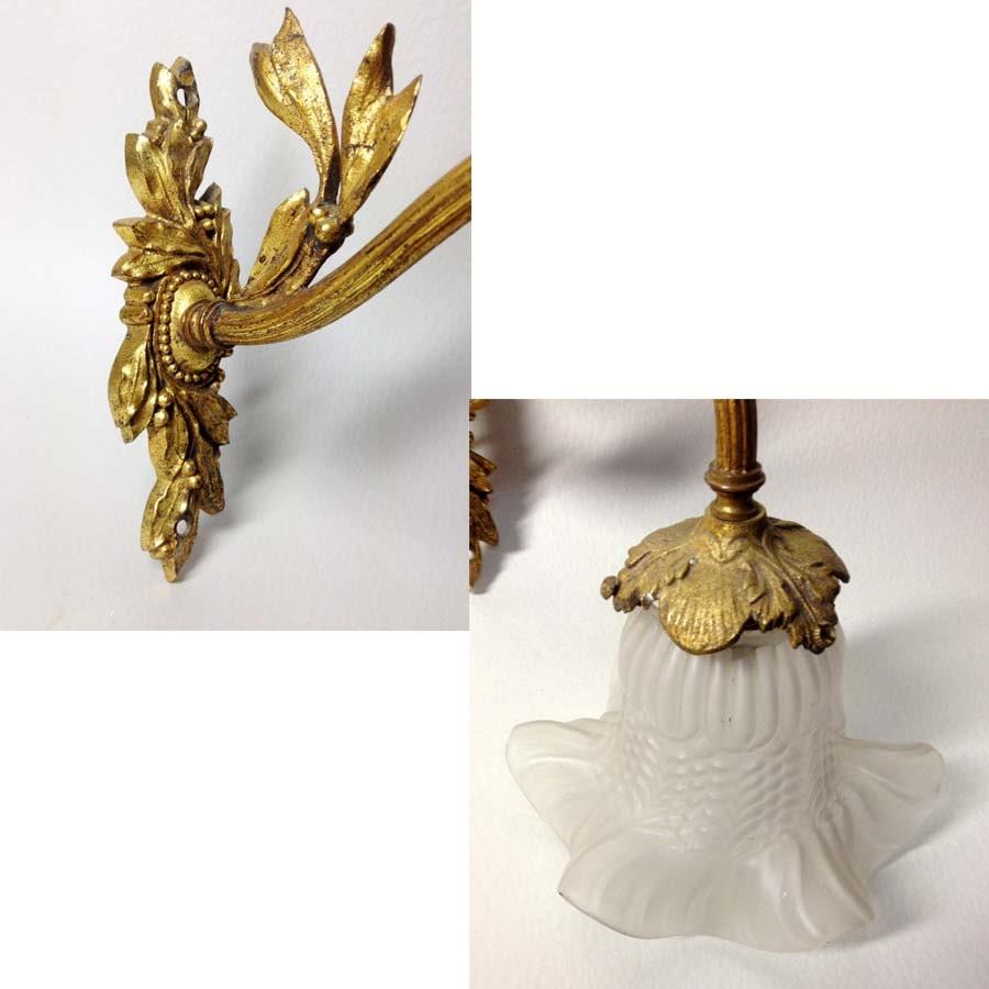 Art Nouveau Sconce