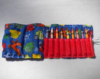 Crayon Roll Crayon Holder - 24ct
