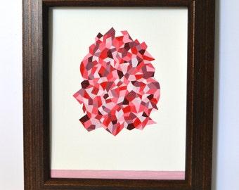 FRAGMENTATION - Original Acrylic Painting