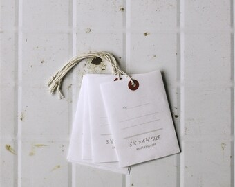 Discontinued Classiky Envelope Tag, Small, 30662-02