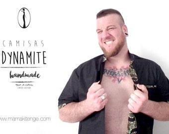 SHIRT DYNAMITE (size M)