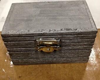 Small Kryptonite box