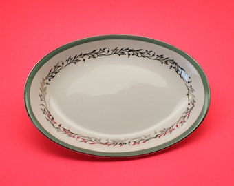 Johnson Brothers Snowhite Whitehall Relish Underplate or Tray