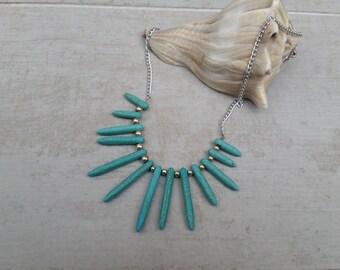 Turquoise Fiore