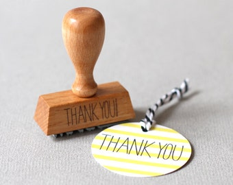 Stamp Thank You T018