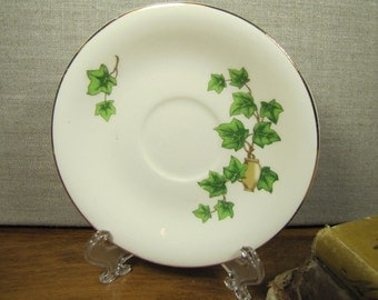 Paden City Pottery - Small Saucer - Ivy