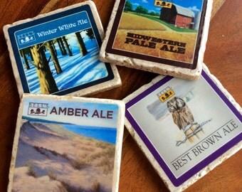 Bell's Beer Coasters