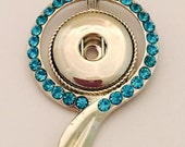 Snap Jewelry- Turquoise S...