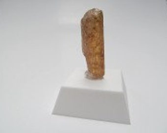 Rare one Imperial  Golden-Imperial Topaz from Brazil. very rare ,40x15 mm ,7,7 gramy. ,Will-Desires,joy,creativity,fire energy