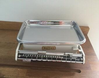 Vintage/Retro Royal Scales