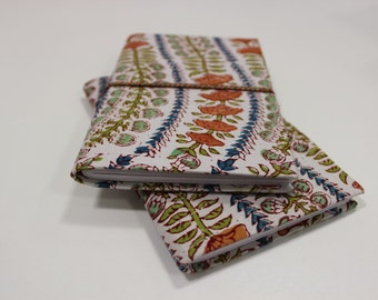 Pretty Kantha Covered Notebook