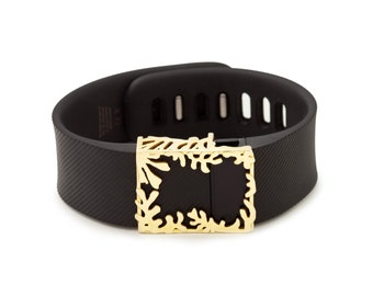 Fitbit Charge & Charge HR brass Matisse frame accessory
