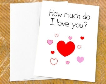 Funny Valentines Day Card for Boyfriend Yes No Maybe