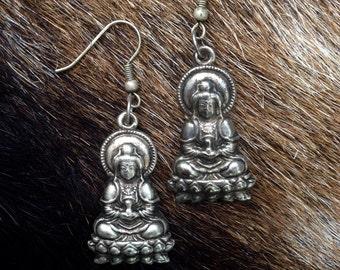 Tibetan Spiritual Earrings