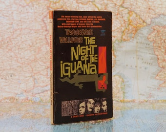 a critical analysis of the night of the iguana by tennessee williams Find all available study guides and summaries for the night of the iguana by tennessee williams if there is a sparknotes, shmoop, or cliff notes guide, we will have it listed here.