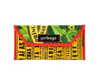 Upcycled purse
