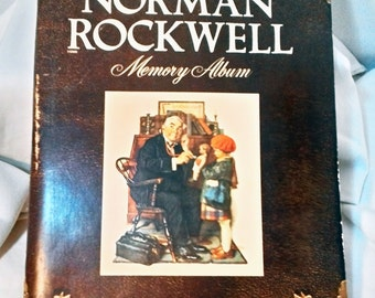 Norman Rockwell Saturday Evening Post Summer 1979 No 1