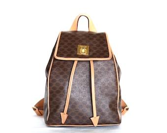 celine vintage box handbag