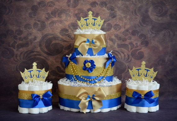 similar to royal prince diaper cake little prince baby shower prince
