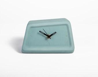 Clock, Desk Clock, Husband Gift, Boyfriend Gift, Fatheru0027s Day Gift, Modern