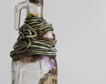 Yoh Sothoth Lovecraftian Poison Bottle Apothecary jar