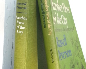 Another View of the City - Russell Peterson - 1967 (First edition)