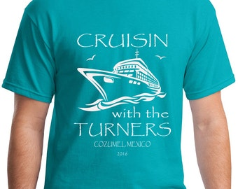 Cruises, Family Reunion, custom family reunion t-shirts, family vacation, beach vacation, family picnic, clothing