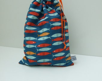 Pouch, waterproof Tote