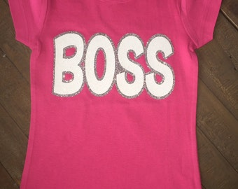 Girls Boss Shirt