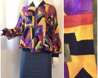 Stuart Alan Print Jacket