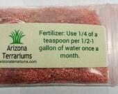 Air Plant fertilizer - 1 Year Supply - 2 Year Supply - 3 Year Supply - 5 Year Supply - 10 Year Supply