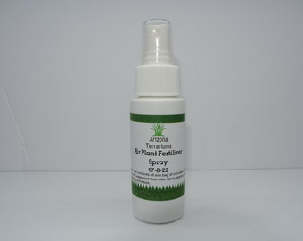 2oz Air Plant fertilizer Spray