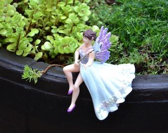 Fairy Garden Fairy with a Magic Wand