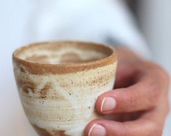 espresso mug, white mug, ceramic mug, handmade coffee mug,coffee lovers gift,rustic coffee mug,ceramic espresso cup,pottery mug,freshpottery