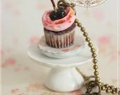 SCONTO ! Romantic Plate Cupcake : Collana4