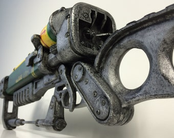 Fallout inspired Laser Rifle cosplay