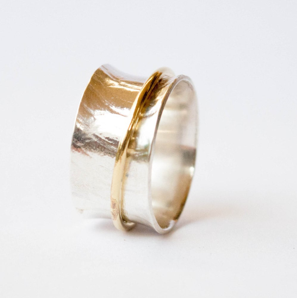 Anxiety Fidget Ring