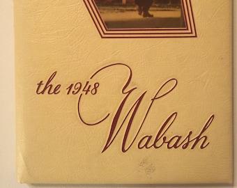 1948 Wabash College Yearbook