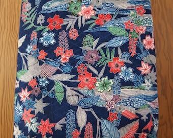 Kimono Silk Tote Bag