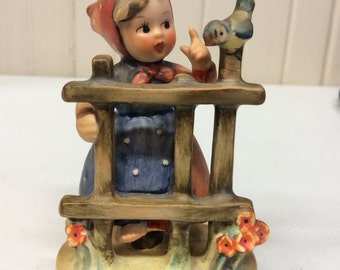 Signs Of Spring Figurine by Goebel