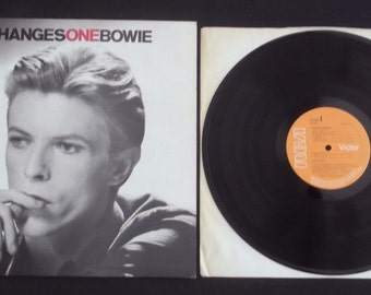 David Bowie - ChangesOneBowie - Fantastic Condition LP Record RCA 1970's