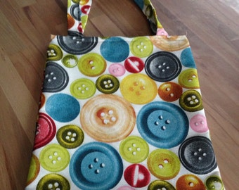 "Tote bag ""Buttons"""