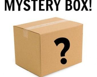Clearance Bath Bombs - Sale Bath Bombs - Mystery Goodies Box - Soaps, Bubble Bars, Scrubs too!