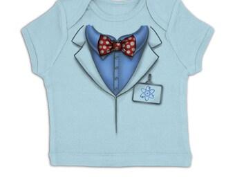 Professor Costume baby t-shirt