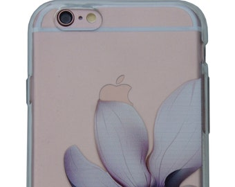 Floral Case for iPhone 6 / 6s - Iris