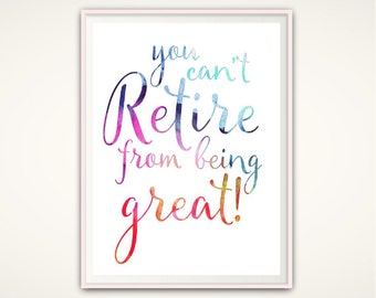 """Shop """"retirement gifts for women"""" in Art & Collectibles"""