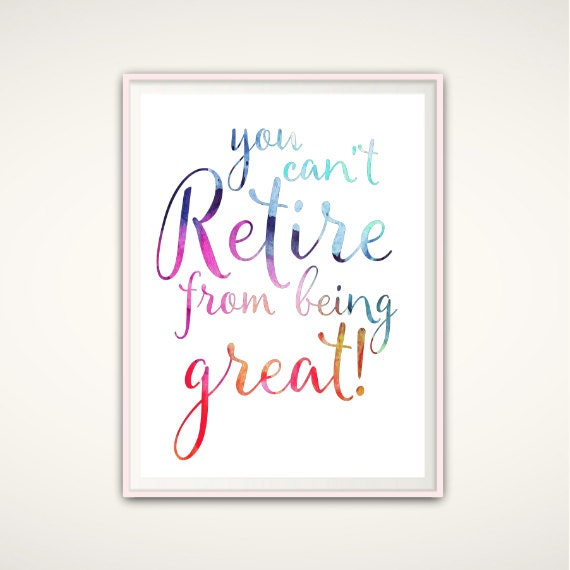 Retirement PRINTABLE Retirement Gifts for Women by ...