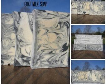 Black Tie Event Handmade Goat Milk Soap