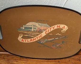 Atlantic City NJ Tray
