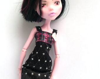 Monster High Draculaura Repaint
